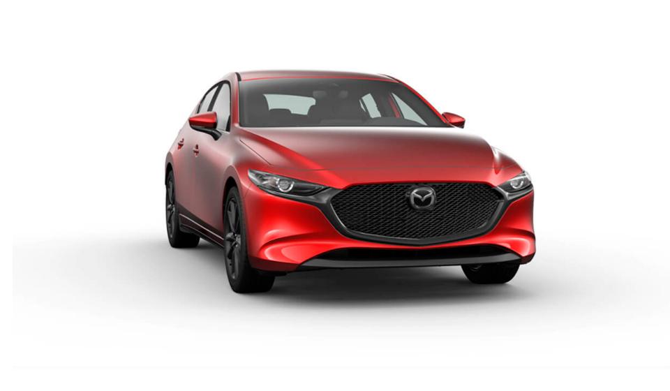 Mazda 3  Sport Image 1