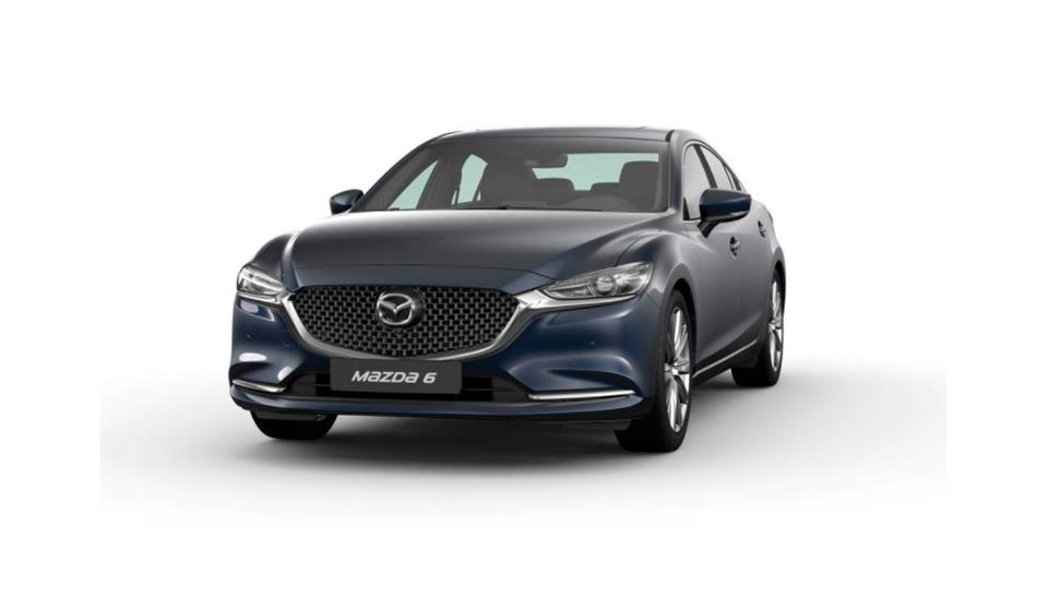 Mazda 6 Sedan Image 1