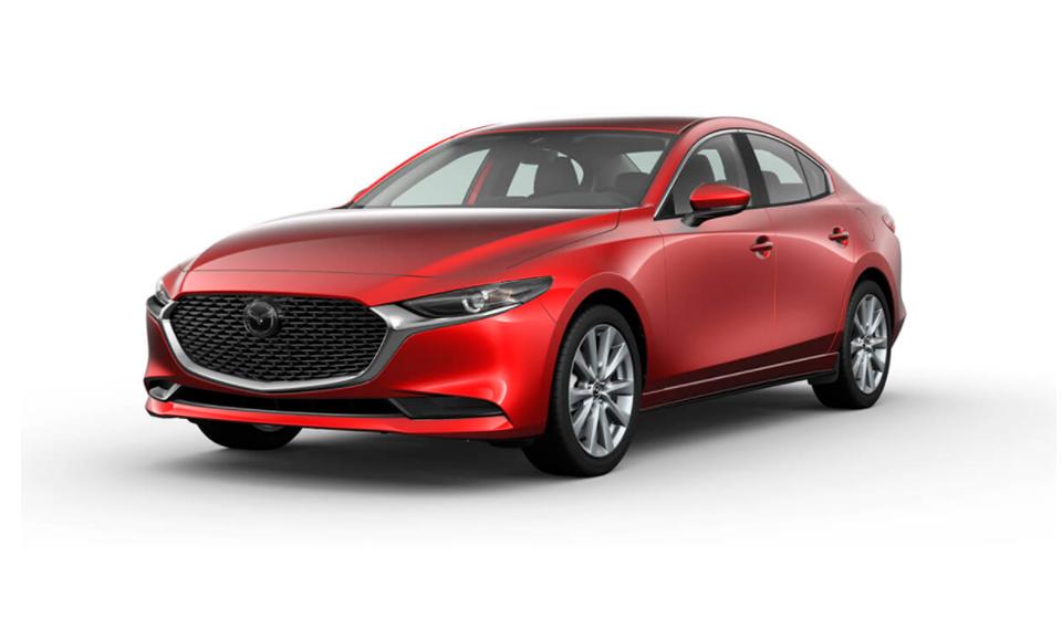 Mazda 3 Sedán Image 1