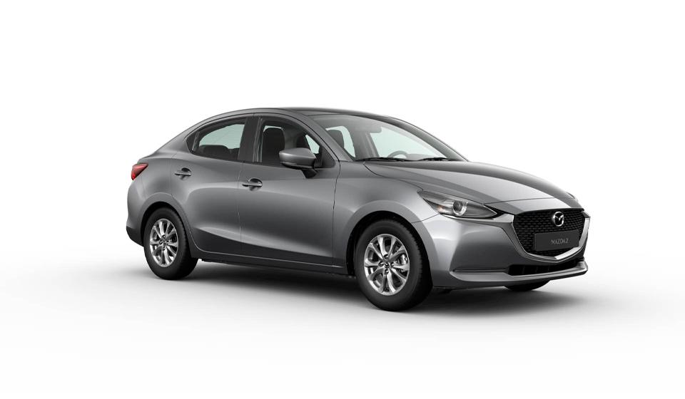 Mazda 2 Sedán Image 1