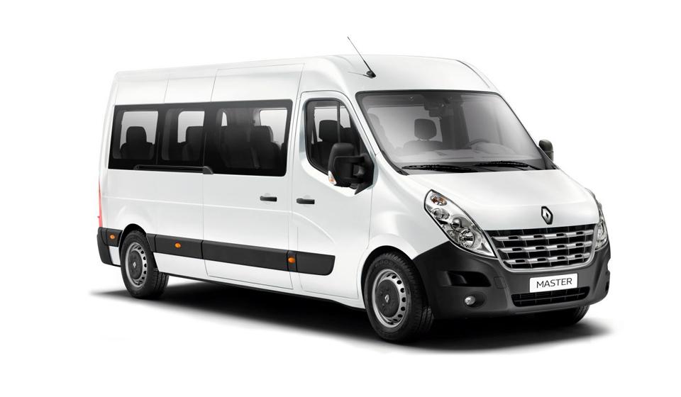 Master Minibus Image 1