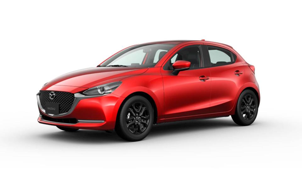 Mazda 2 Sport Image 2