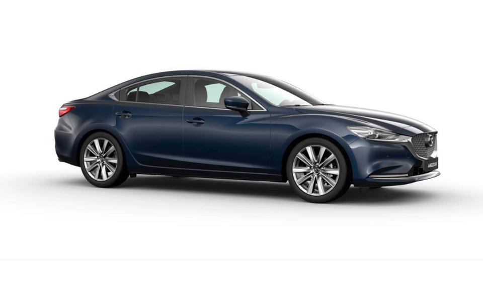 Mazda 6 Sedan Image 2