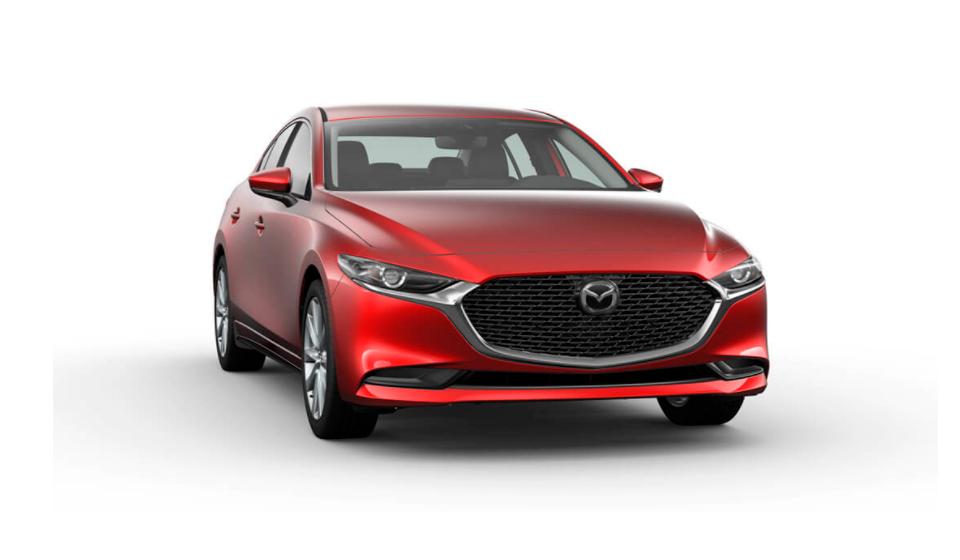 Mazda 3 Sedán Image 2