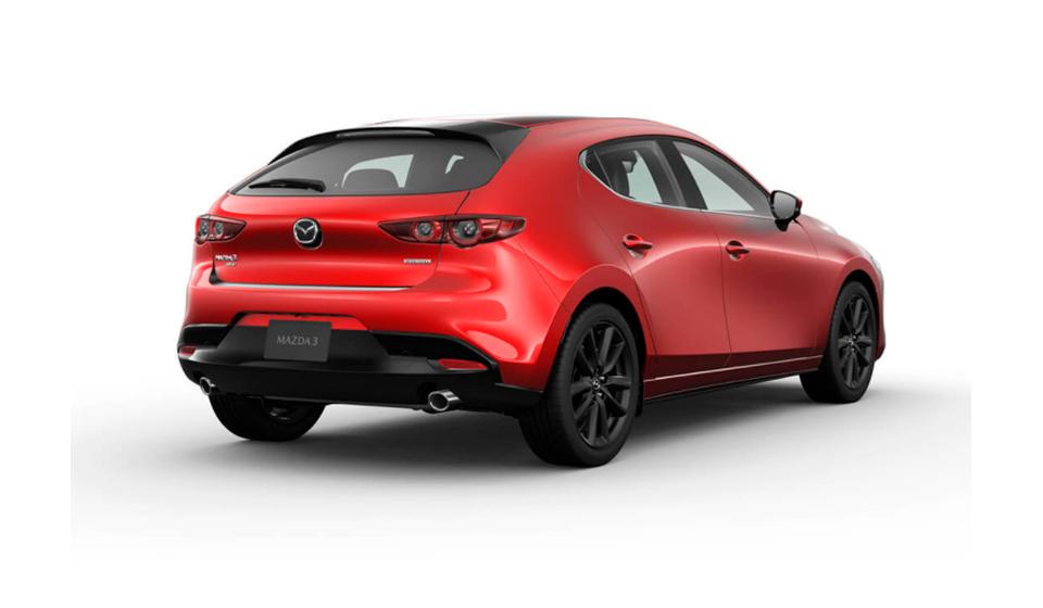 Mazda 3  Sport Image 3
