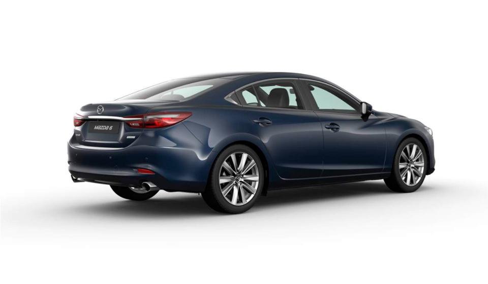 Mazda 6 Sedan Image 3