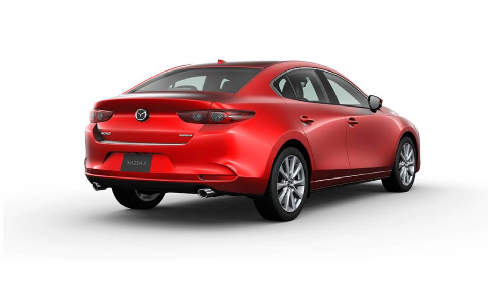 Mazda 3 Sedán Image 3