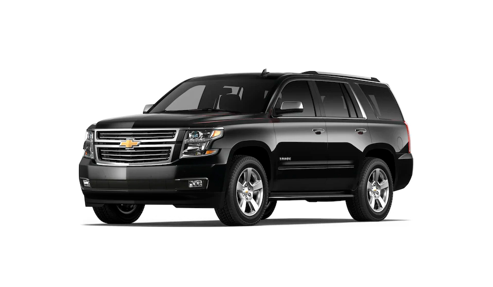 All New Tahoe